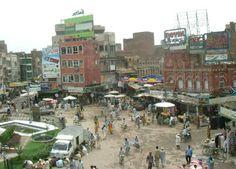 Faisalabad (فیصل آباد) Travel Guide, Pakistan