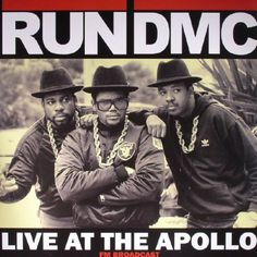 #freerecordmonday get RUN DMC - Live at the Apollo for FREE w/ £3 Posatge. We give #Records away every Monday  #vinyl
