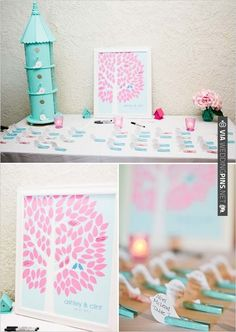bird escort cards   CHECK OUT MORE IDEAS AT WEDDINGPINS.NET   #weddings #weddingseating #weddingdecoration