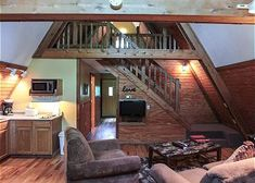 A Frame Cabin Interior - Bing images