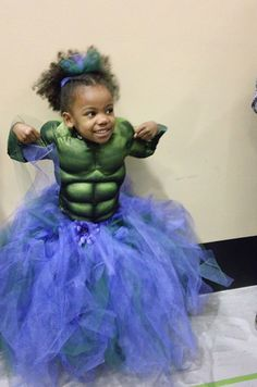 Definitive Proof That Little Girls Are Better At Designing Superhero Costumes Than You