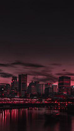 2160x3840 Обои город, ночь, панорама