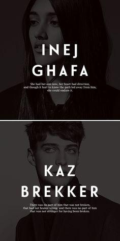 kaz + inej // soc