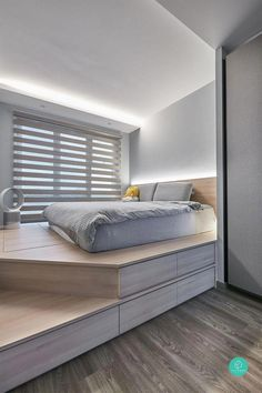 Honestly here is what you can really achieve with your Reno budget . Honestly here is what you can really achieve with your Reno budget Elegant and simple bedroom decors What is it? Small Bedroom Designs, Small Room Bedroom, Home Decor Bedroom, Raised Beds Bedroom, Bed Room, Bedroom Ideas, Small Rooms, Girls Bedroom, Best Bed Designs