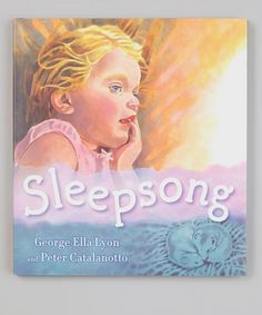 Take a look at this Sleepsong Hardcover by Simon & Schuster on #zulily today!