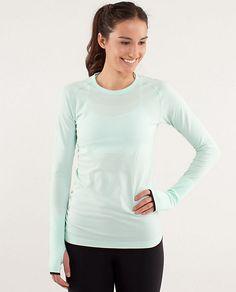 run:swiftly tech long sleeve | women's tops | lululemon athletica
