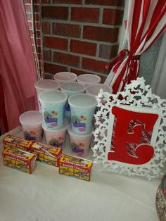 My kids Carnival Birthday Party!