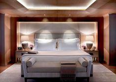 interiors of luxury yachts | luxury superyacht numptia with interior design by salvagni architetti
