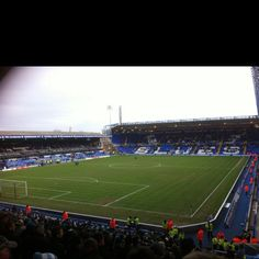 Birmingham City St Andrews  View from the away end