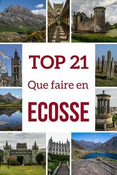 Découvrez les plus beaux lieux d'Ecosse à voir et à visiter : les châteaux les plus enchanteurs, les plus beaux paysages, les plus beaux lochs, les abbayes les plus impressionnantes, les sites historiques les plus intéressants... avec photos !