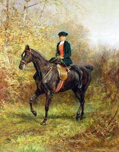 Heywood Hardy 1842-1933