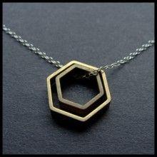 paired hexagons