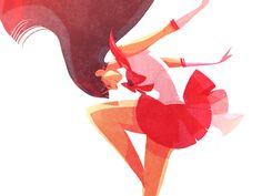 hino rei and sailor mars (bishoujo senshi sailor moon) drawn by jisoo kim - Danbooru Sailor Mars, Sailor Jupiter, Arte Sailor Moon, Sailor Moon Fan Art, Sailor Venus, Sailor Mercury, Comics Illustration, Character Illustration, Sailor Moon Crystal