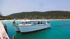 Koh Rong Samloem, Boat, Dinghy, Boats