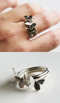 Butterfly Stack ring ( http://uncovet.com/featured-goods/butterfly-rings-stacking-set?via=HardPin=type129 )