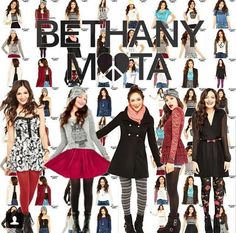 Love Bethany Mota's Clothing Line From Aeropostale! Want all of her clothes lol! My inspiration! #motavator Credit to bethanysbloopies on Instagram.