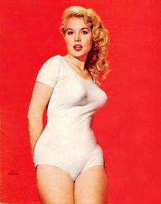 Betty Bromser c. 1957