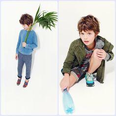 Primavera - Verano Zara Kids