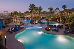 Hyatt Regency Mission Bay Resort Spa and Marina San Diego-in almost a week!!