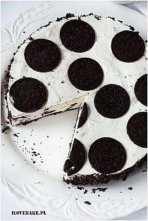 » Tort Oreo – przepis TORT OREO – PRZEPIS SKŁADNIKI N…