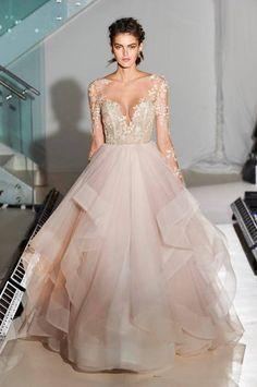 hayley paige wedding dresses spring 2017 2