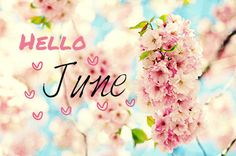 Hello june,Pink,Happiness - inspiring picture on PicShip.com