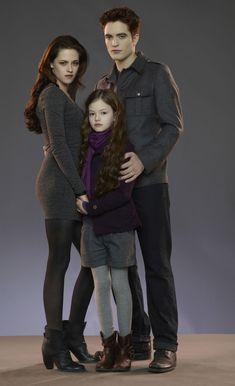 ¿Se acuerdan de la hija de Bella y Edward en Crepúsculo? ¡No creerás cómo está!