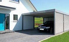 Garage mit carport am haus  Bildergebnis für haus mit carport | Carport | Pinterest