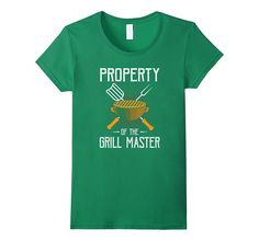 BBQ Grill Master Cook T-Shirt
