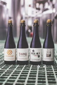 WILD BEER ROUND UP AT ALLAGASH FEATURING EMOTIONAL HONEY