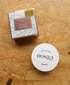 Bioaqua Smooth Muscle Flawless Air Cushion Blush REVIEW