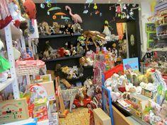 Children at heart will fall for Amuzilo, legendary Parisian toy shop.  http://www.jeudepaumehotel.com/