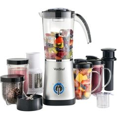 Juice Maker Machine Electric Smoothie Extractor Multi Kitchen Blender Grinder Uk