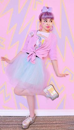 16 Fashion tips on how to dress as Fairy Kei