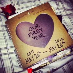 regalos hechos por ti - libro recuerdo