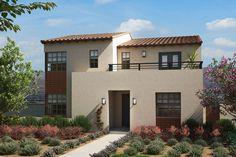 Strada Plan 3A   Contemporary Spanish   Pardee Homes Las Vegas