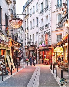 Rue Saint-Severin - Paris