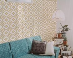 gold coloured peel and stick wallpaper Nursery Wallpaper, Diy Wallpaper, Geometric Wallpaper, Self Adhesive Wallpaper, Colorful Wallpaper, Peel And Stick Wallpaper, Designer Wallpaper, Pattern Wallpaper, Best Removable Wallpaper