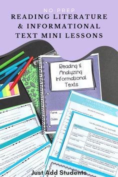 Library Lesson Plans, Library Lessons, Reading Lessons, Reading Activities, Teaching Critical Thinking, Help Teaching, Teaching Reading, Adhd Strategies, Instructional Strategies