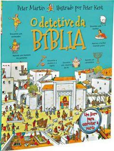 Erdos Livraria - TNL580P7 - O Detetive Da Bíblia