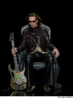 Steve Vai - Guitar Master.