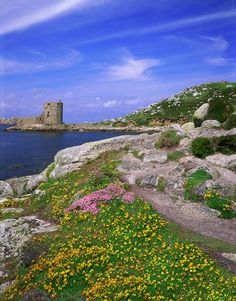 Cromwell's Castle, Tresco, Isles of Scilly