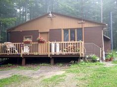 Escape the daily stress! Great opportunity to enjoy the outdoors! This seasonal property is secluded, and surrounded by Watershed and acres of National Forest. Located only 5 miles from Willow Bay.