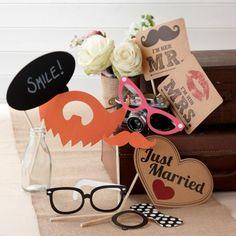 accessoire mariage vintage wedding photobooth