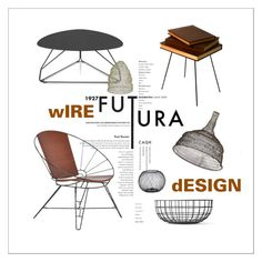 """wire design"" by vinograd24 ❤ liked on Polyvore featuring interior, interiors, interior design, home, home decor, interior decorating, Behance, Universal Lighting and Decor, Valsecchi 1918 and NKUKU"