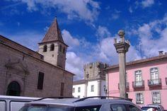 Zona Histórica de Chaves, Igreja Matriz, Pelourinho e Torre de Menagem do Castelo, Chaves 2009