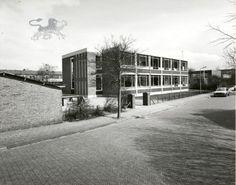 jan tooropstraat st.paulusschool 1986 Historisch Centrum Leeuwarden - Beeldbank Leeuwarden