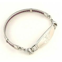 medical alert jewelry for women | Medical Bracelets & Alert Jewelry For Women | N-Style ID