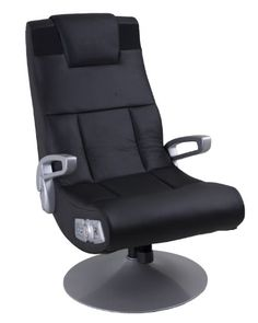 Ace Bayou Xfunctional Media Furniture X Pedestal Audio Gamer Chair X Rocker  Http:/