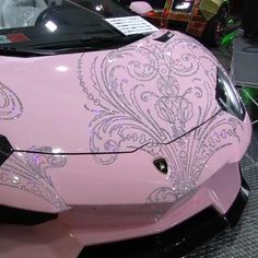 Fancy Cars, Cute Cars, Pretty Cars, Pretty In Pink, My Dream Car, Dream Cars, Girly Car, Cute Car Accessories, Future Car